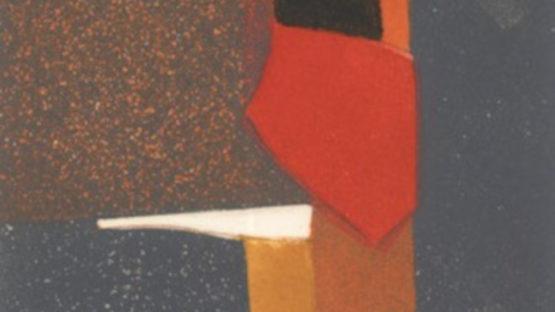 Bertrand Dorny - Untitled I, 1974 (detail)