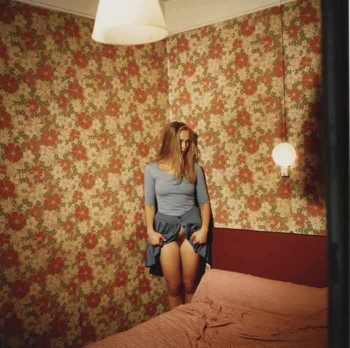 Bettina Rheims-1Er Octobre II Paris (From Chambre Close)-1991
