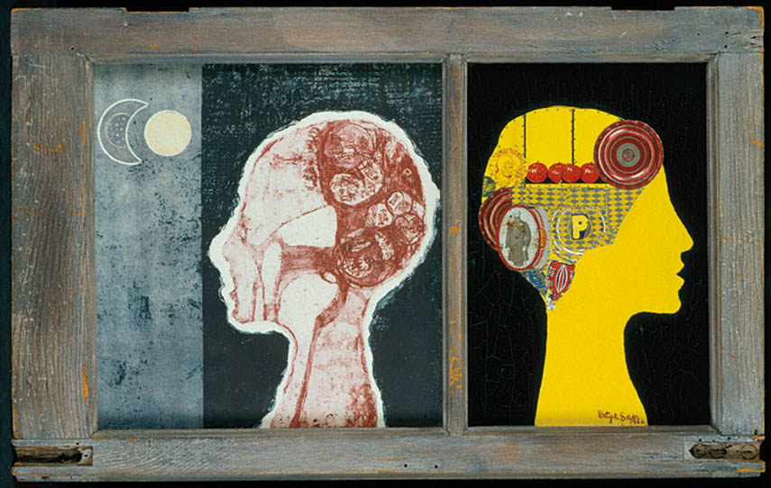 Betye Saar - The Phrenologer's Window, 1966 - image via blogs.getty.edu.jpg