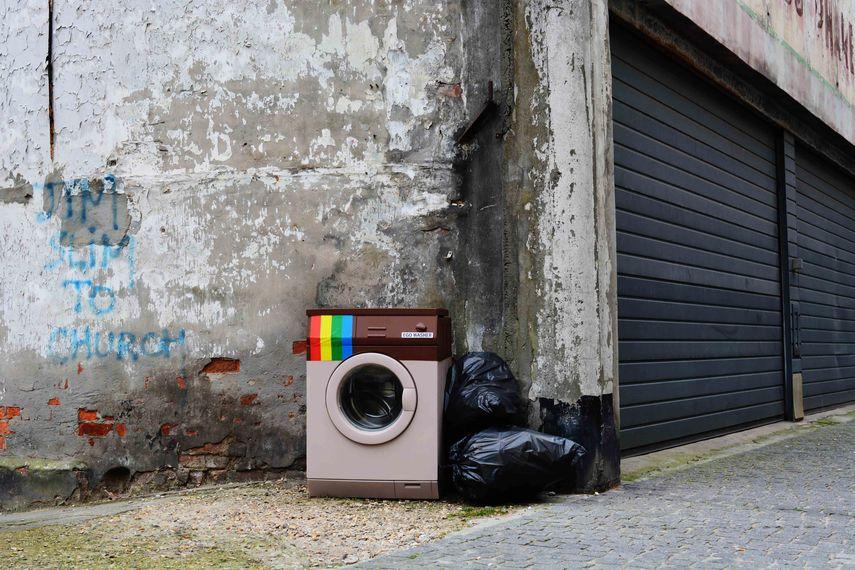 Biancoshock - Ego Washer, Oostende, Belgium, 2016