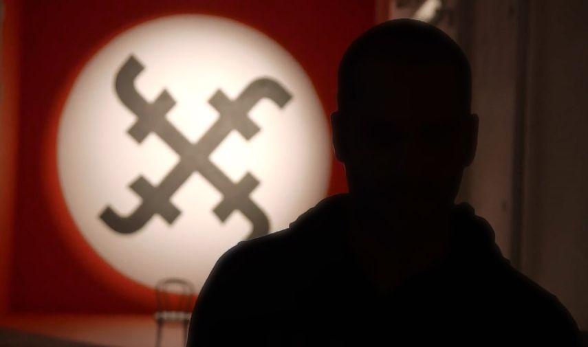 Biancoshock, Social Reich, NUART Festival, Stavanger, Norway, 2014