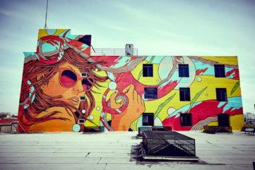 bicicleta sem freio brasilian artist
