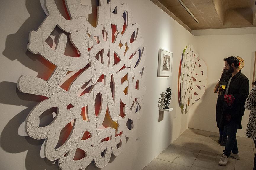 BienCuadrado, Urvanity Art 2020 Madrid