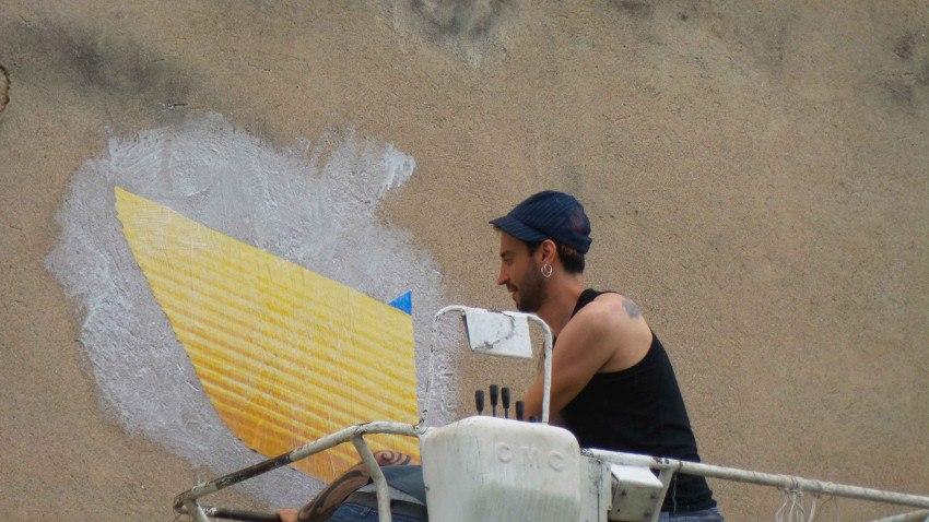 Bifido - Made in Italy, work in progress, Caserta, Italy, 2016