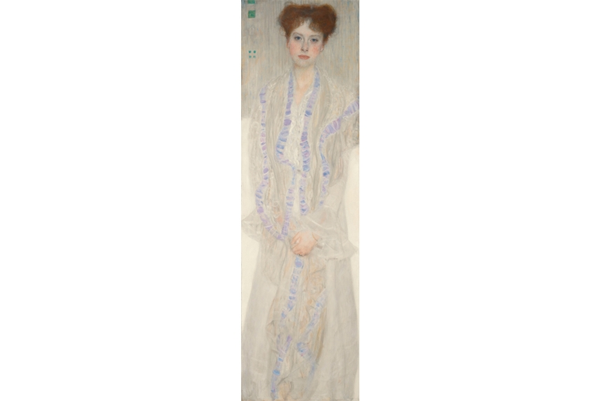 Gustav Klimt paintings frieze