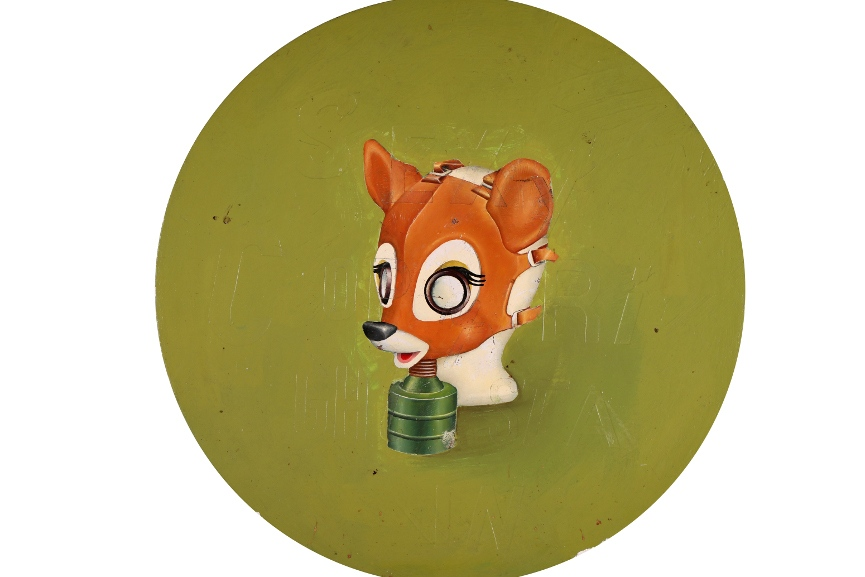 Bambi Gas Mask, 2003