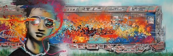 Bill Blast-Untitled-1984