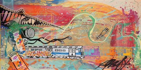 Bill Blast-Untitled-1985