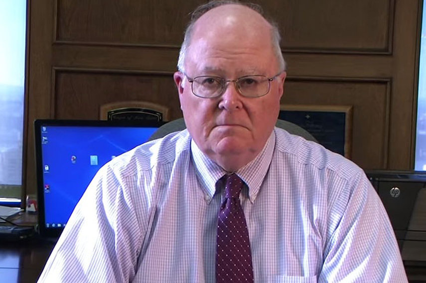 Bill Donohue president of the Catholic League for Religious and Civil Rights - Image via Rawstory com