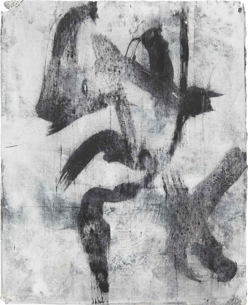 Bill Jensen-Drunken Brush #29-2002