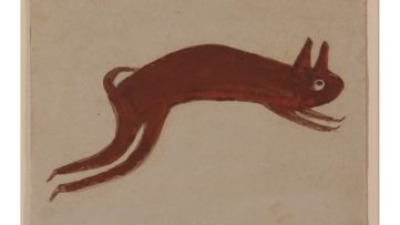 Bill Traylor - Rabbit
