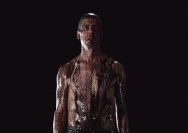 Bill Viola - Inverted Birth