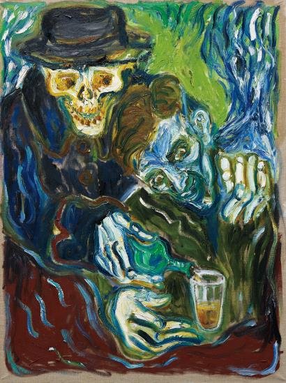 Billy Childish-The Bitter Cup-2004