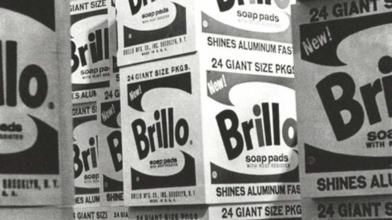 Billy Name - Brillo (detail)