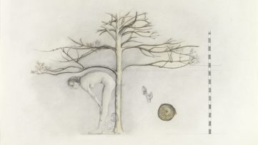 Birgit Jurgenssen - Growing with a tree