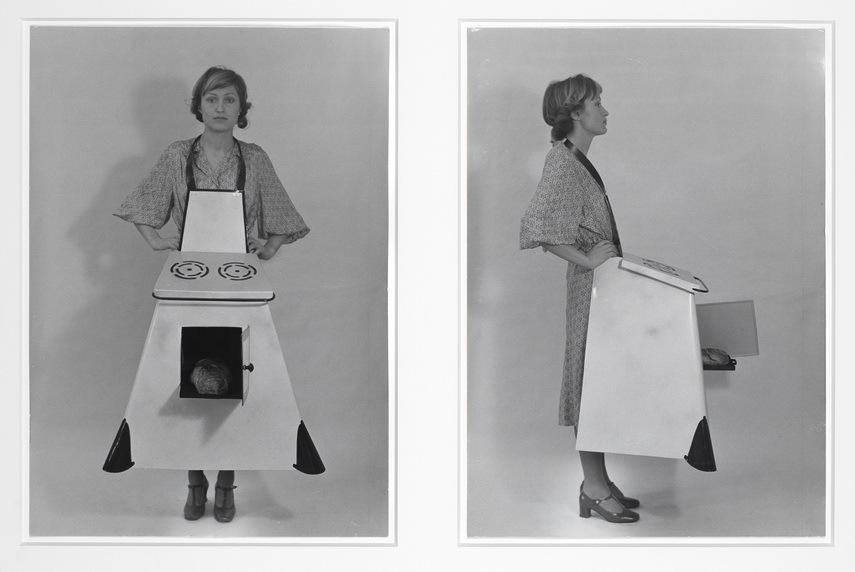 Birgit Jurgenssen - Housewives Kitchen Apron