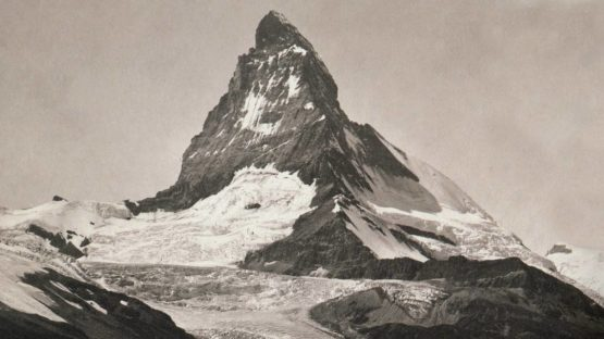 Bisson Frères - Matterhorn, 1862