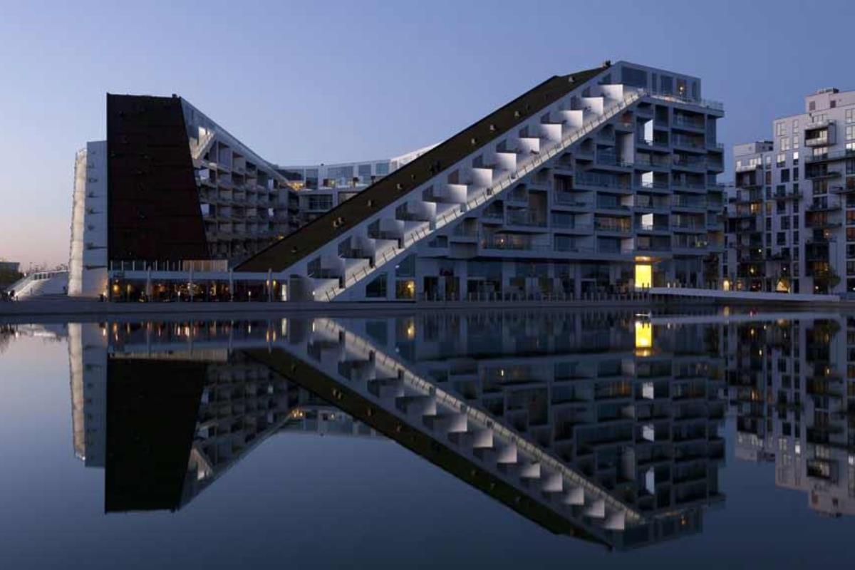 Bjarke Ingels - 8 House (via visitdenmark.com)