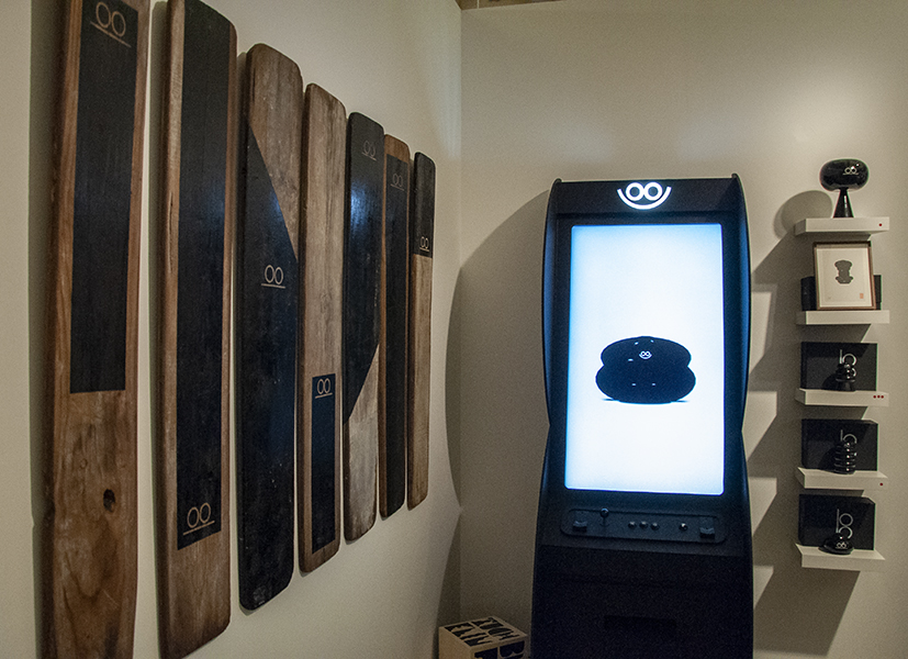 Black Faes, Urvanity Art 2020 Madrid
