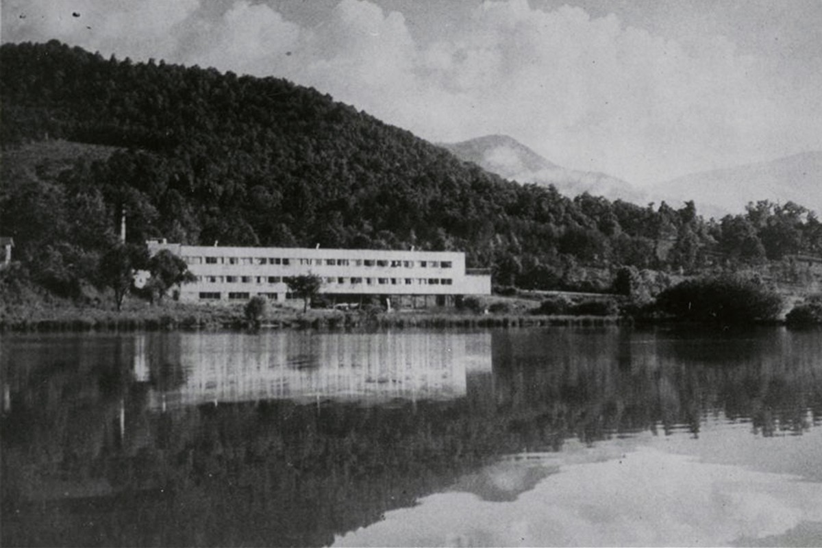 Black Mountain College - Image via proyectoidisorg