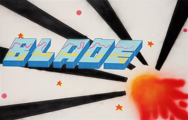 Blade-Noon Flight-1989