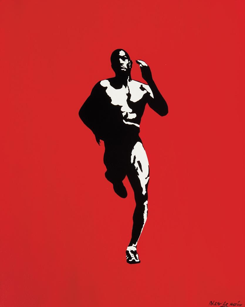 Blek le Rat-On the Run-2008