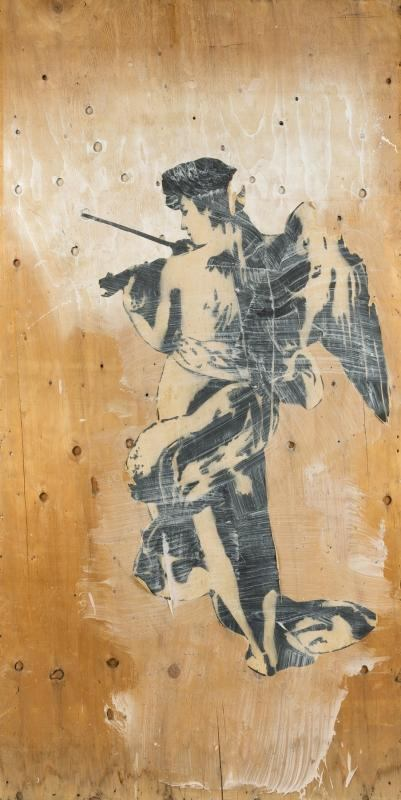 Blek le Rat-Violin Angel-