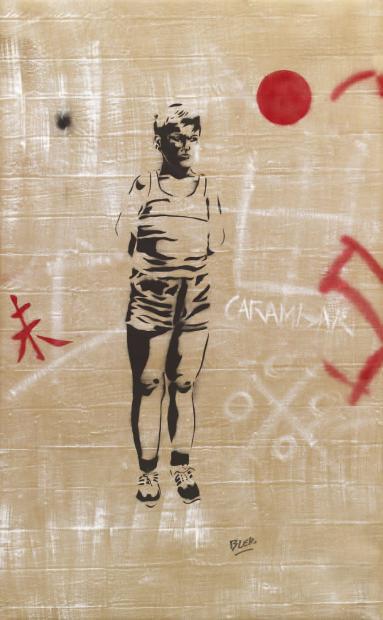 Blek le Rat-Carambar-1985