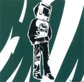 Blek le Rat-Computer Man-2007