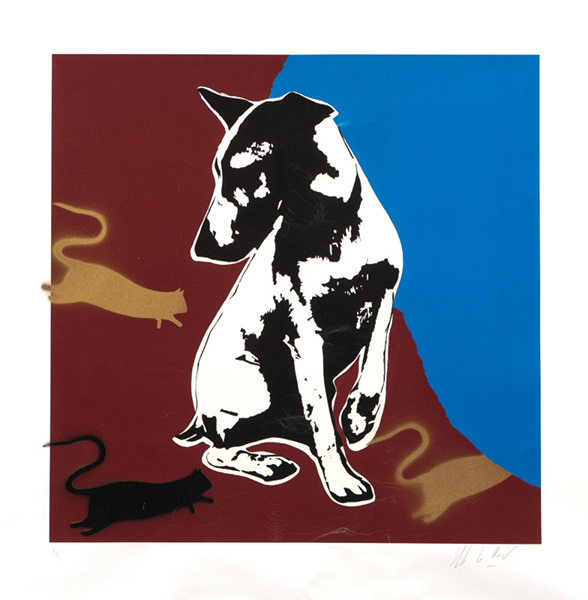 Blek le Rat-His Master's Voiceless-2008
