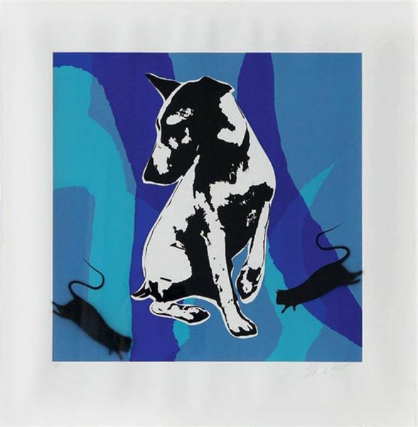 Blek le Rat-His Master's Voiceless (Blues)-2009