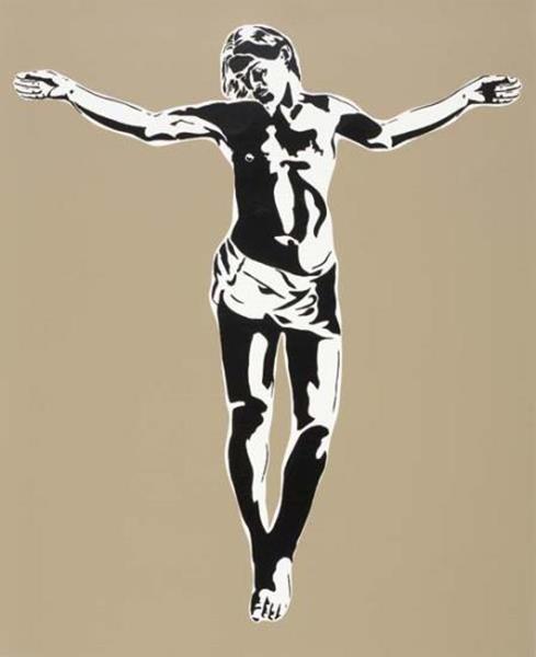 Blek le Rat-Jesus-2008