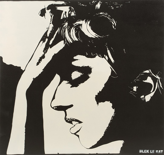 Blek le Rat-Lady Gaga-2010