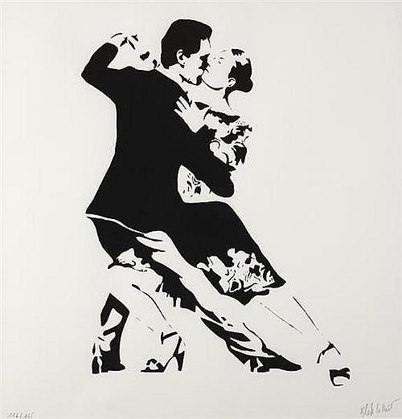 Blek le Rat-Last Tango-