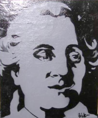 Blek le Rat-Louis XVI-2003