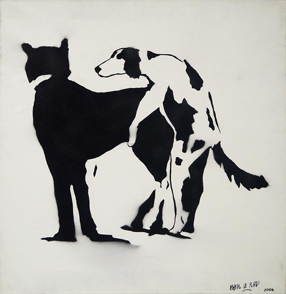Blek le Rat-Mate Dogs-2006