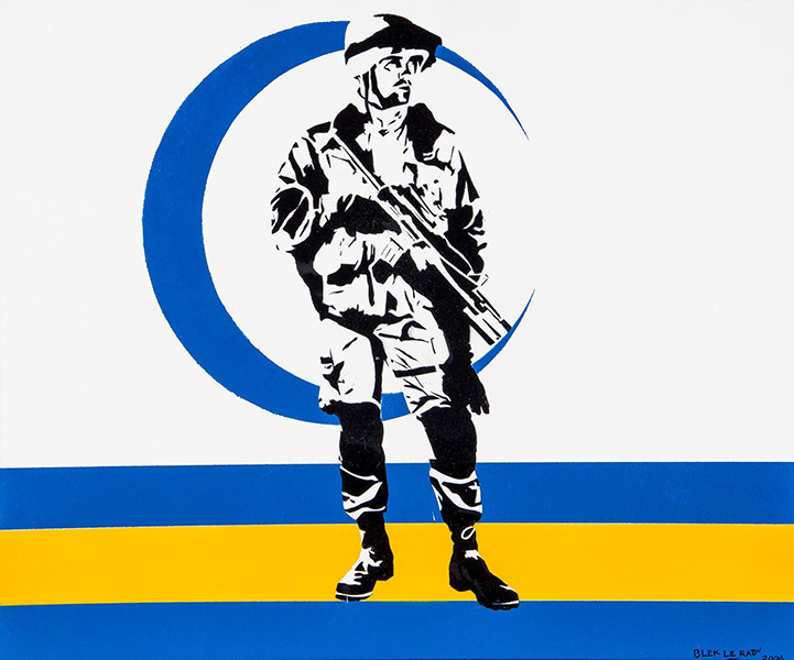 Blek le Rat-Occupational Force-2006