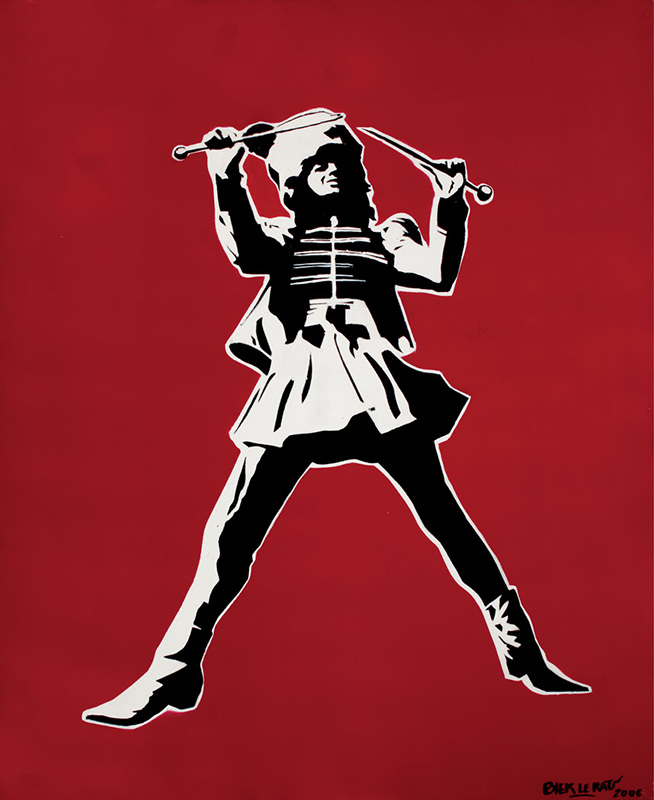 Blek le Rat-Resist Against The Imposters-2006