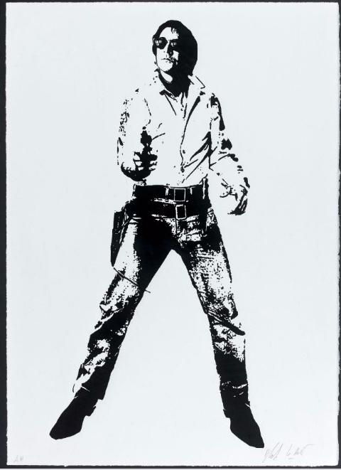 Blek le Rat-Space Cowboy-2008