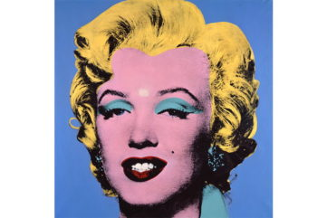 famous paintings of women andy portraits museum warhol's