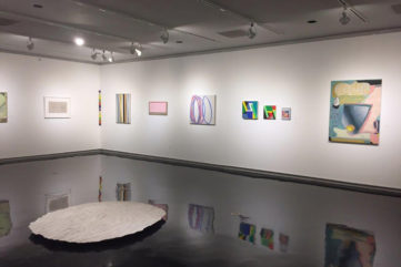 Blurring Boundaries: The Women Of AAA, 1936-Present, Installation view at the Clara M. Eagle Galleries, Murray State University, Murray, KY