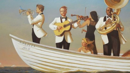 Bo Bartlett - Galilee, 2014 (detail)