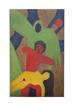Bob Thompson-Untitled-1963