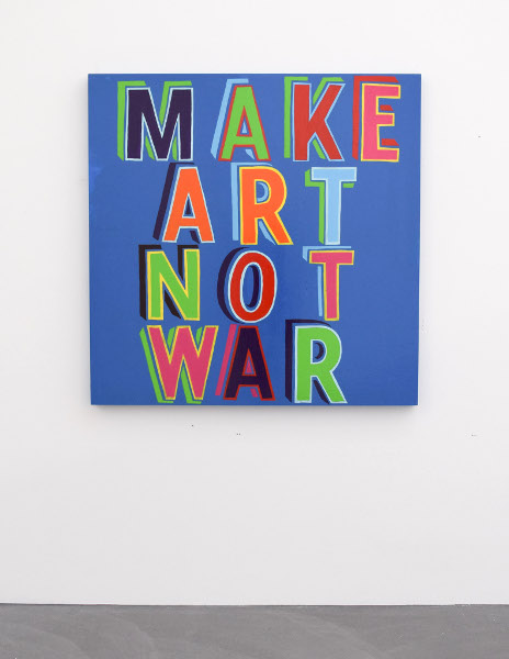 Make Art Not War, 2015