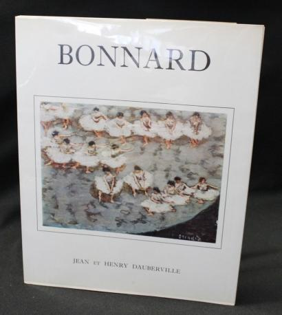Bonnard - Extract of The Catalog of Painted Work (1888-1905), Volume I, by John and Henry Dauberville-