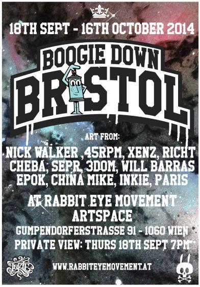 Boogie Down Bristol