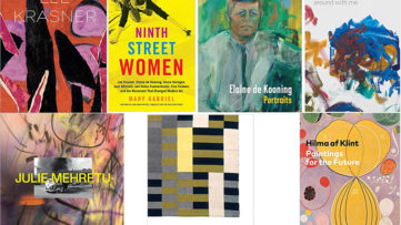 Books on Female Abstract Artists