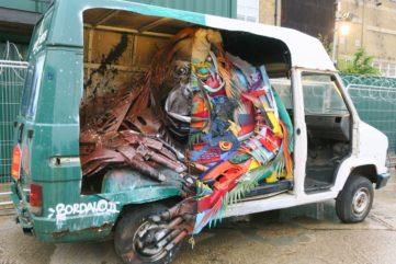 METROPOLINK Urban Art Festival 2018 Gives Life to a Creative Village