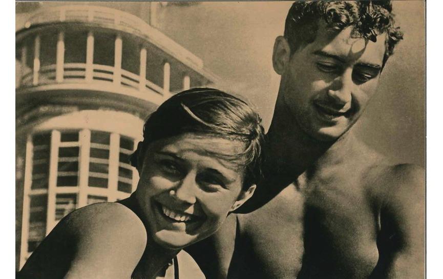 Boris Ignatovich - Youth, 1937