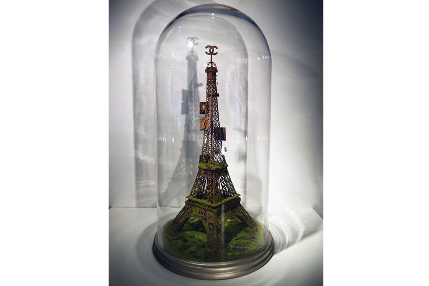 Boris Jean - Tour Eiffel